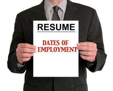 Top 7 Resume Lies - Dates of Employment | Hirewise